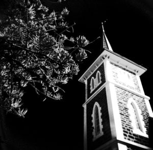 Holga Church